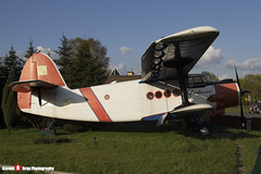 7449 - 1G7449 - Polish Air Force - Antonov AN-2 - Bobrek, Poland - 160420 - Steven Gray - IMG_1345