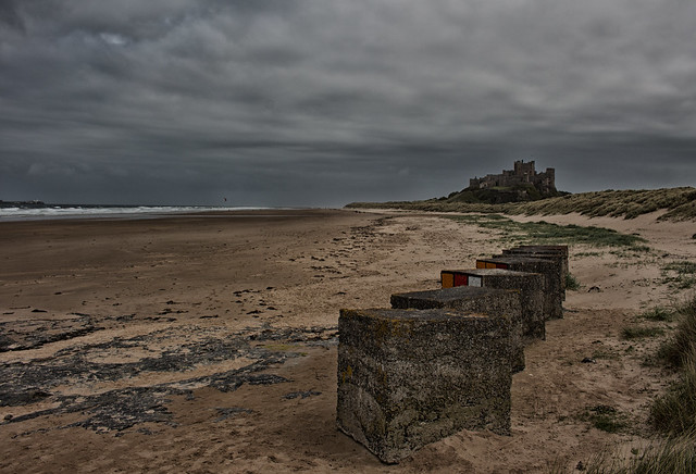 Bamburgh Castle #Northumberland