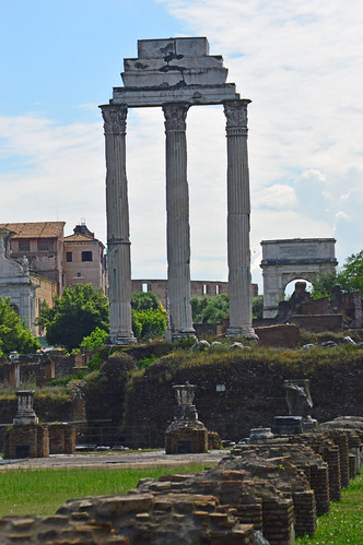 Temple of Castor and Pollux 03