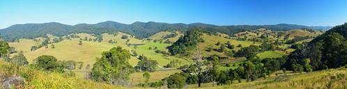 panorama landscape australia newsouthwales aus waukivory nikond750