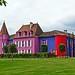 Chateau Le Stelsia. Une touche de modernité... :-)