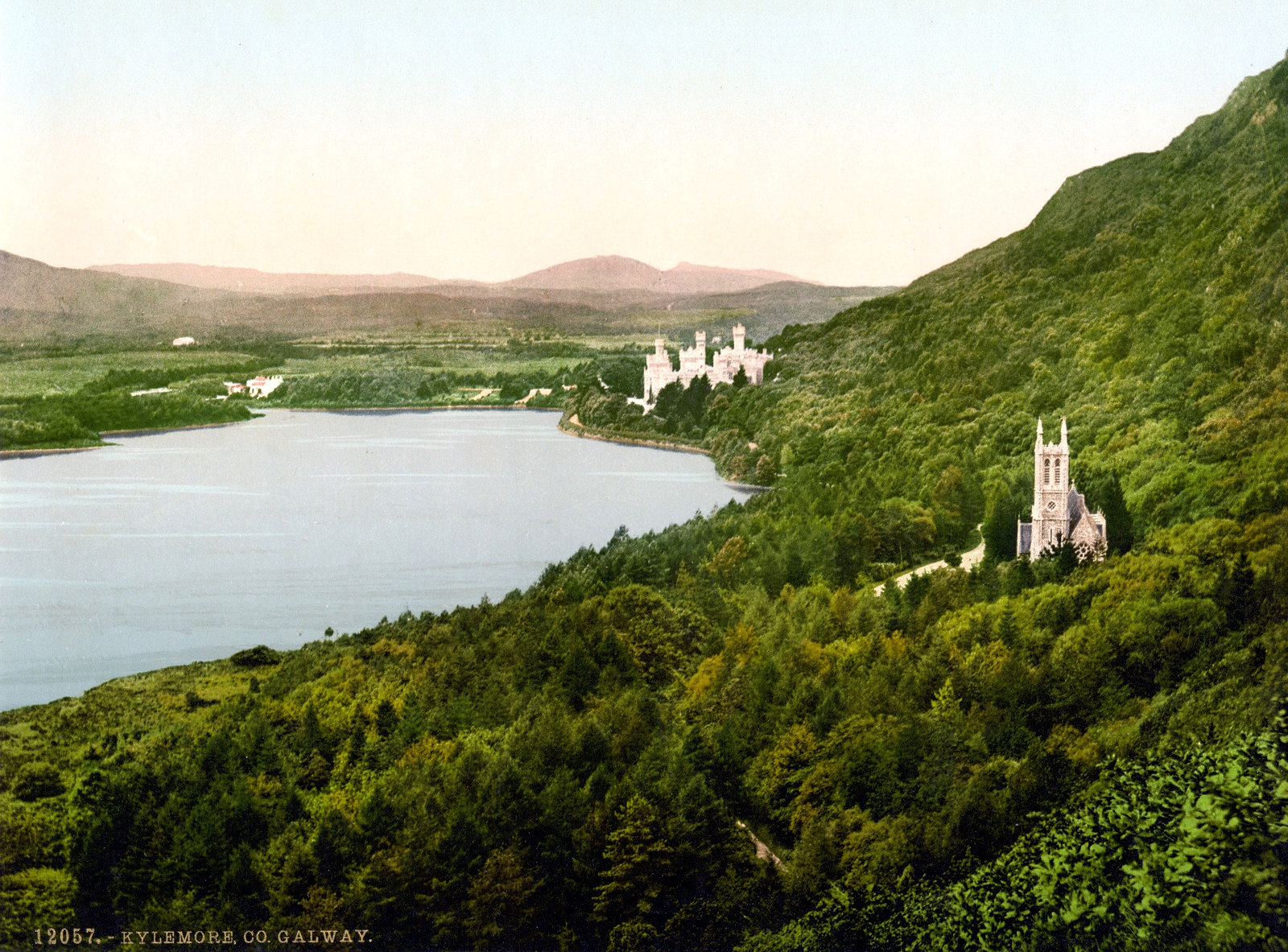 Kylemore in 1895