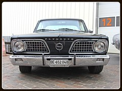Plymouth Barracuda, 1966