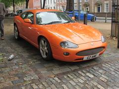 Jaguar XK8 and XKR