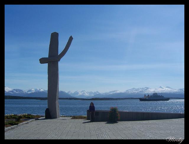 Fiordos noruegos Trondheim Vinjef Valsoy Halsa Molde Alesund - Fiordo de Molde