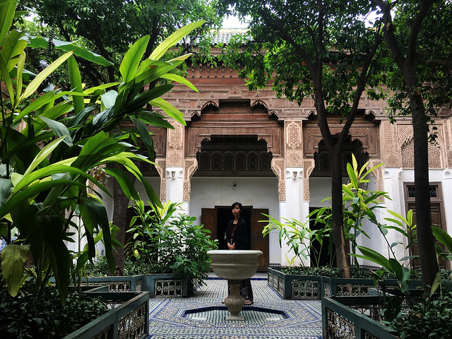 Bahia palace