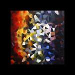 Jennifer Lynch - Iridium; Ink on panel; 2011; 81 x 81