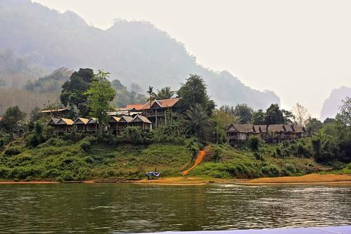 Nong Khiaw bungalows