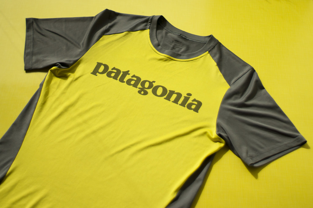 Patagonia Men's Capilene 1 Silkweight T-Shirt