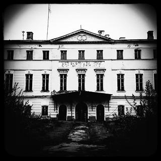 Manor Dolgoroukys-Bobrinskys