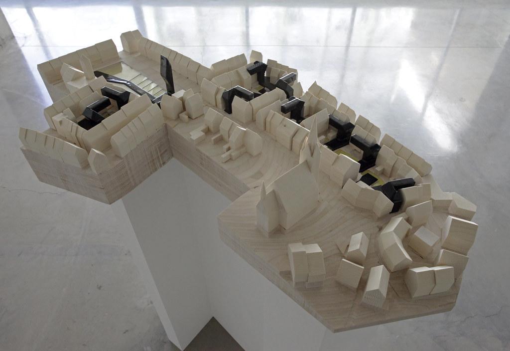 Project model for <em>Urban Punc.</em>.