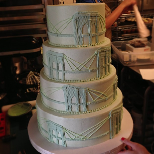 brooklyn wedding cakes bridge wedding cake for 12185