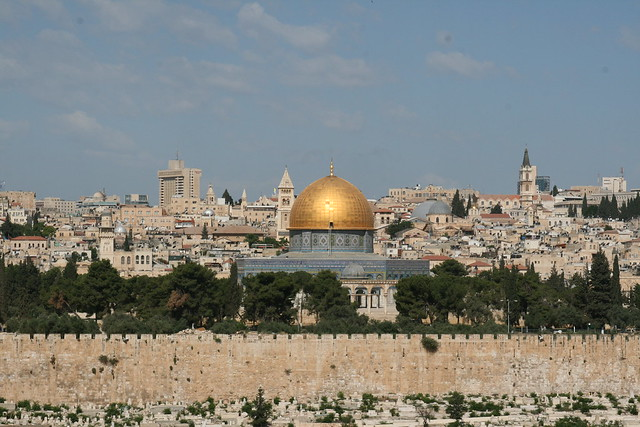 Jerusalem Mt. of Olives by Episcopal Florida, on Flickr