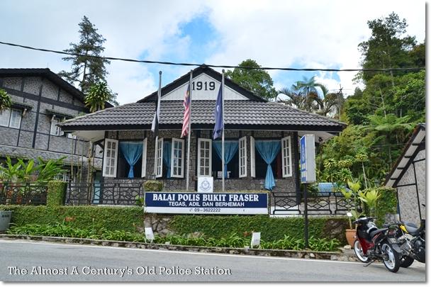 Fraser's Hill Police Station