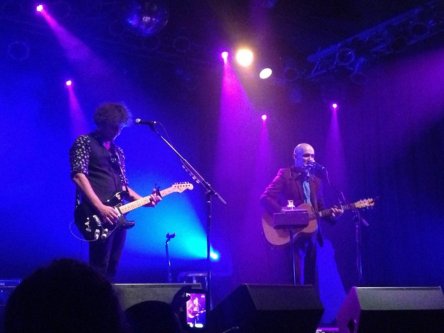 Paul Kelly and Dan Kelly