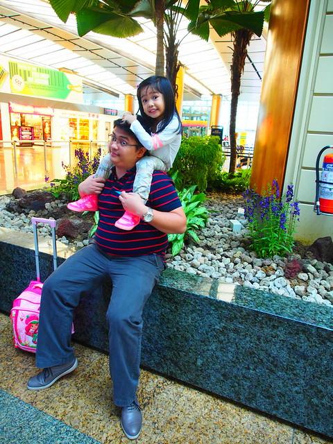euna and papa