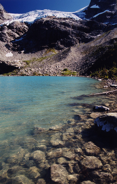 the third Joffre Lake