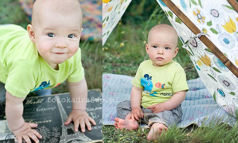 zdjęcia małych dzieci w Grudziądzu i Toruniu