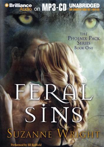 FERAL SINS audiobook