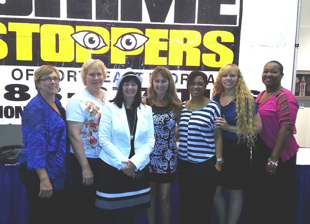 Corizon in Florida sponsors Crime Stoppers banquet