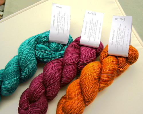Tosh Merino Light - with tags