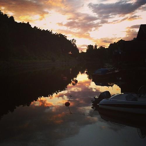 River in Porvoo