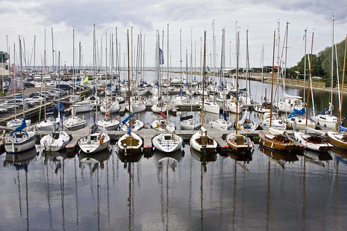 Yachts in Harbour