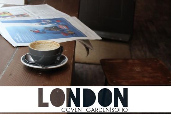 London Teil 2 (Covent Garden + Soho)