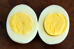 5-minute hard boiled egg