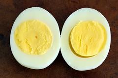 5-minute hard boiled egg