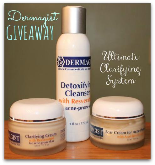 Dermagist Giveaway