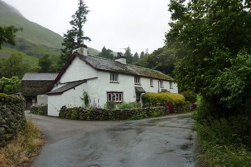 Cottages at Ghyll Foot