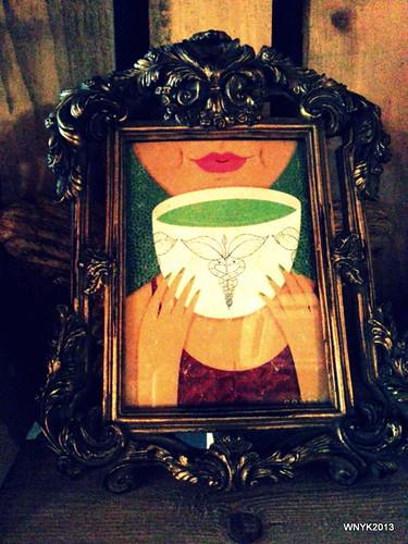 Framed Cuppa