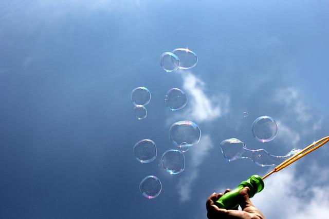 Soap Bubbles / Seifenblasen II