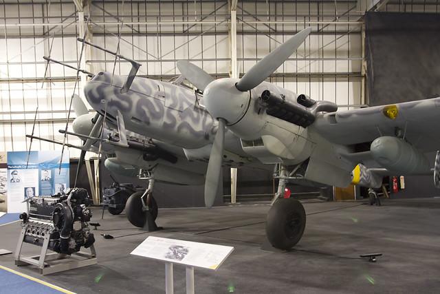Messerschmitt Bf 110G