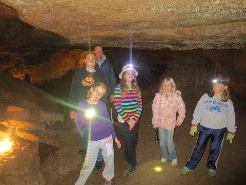 Eagle Cave 2013