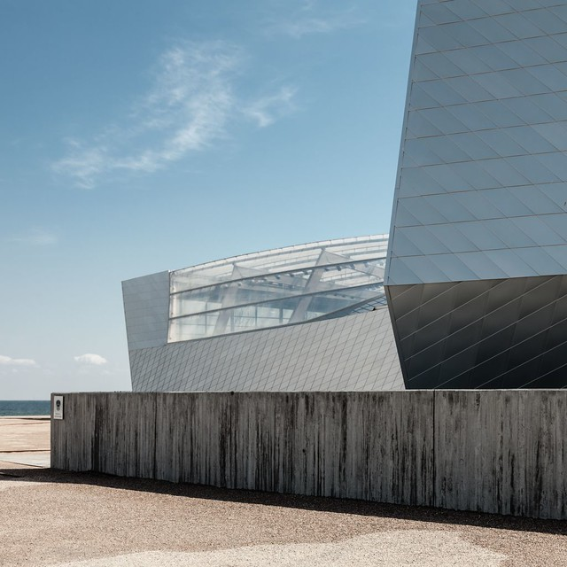 3XN.  Blue planet aquarium #7