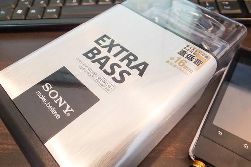 SONY MDR-EB90EX
