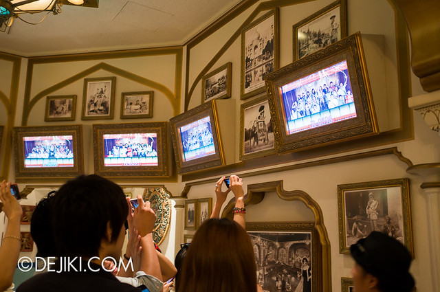 Tokyo DisneySea - Tower of Terror shop / photos for free