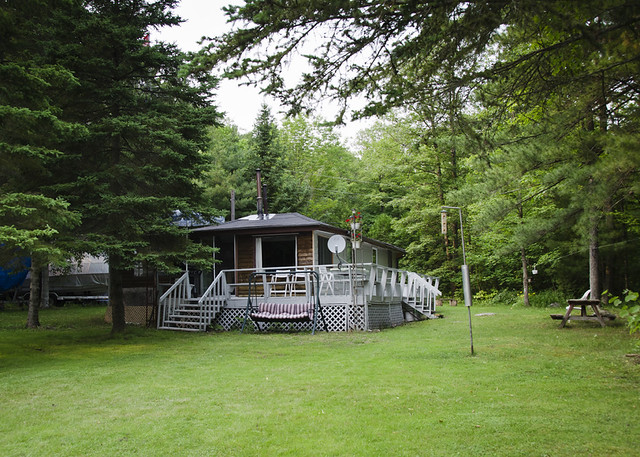Cottage in Port Severn
