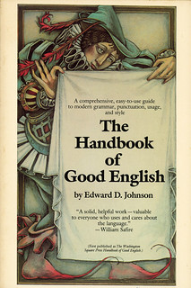 Facts on File - Edward D. Johnson - The Handbook of Good English