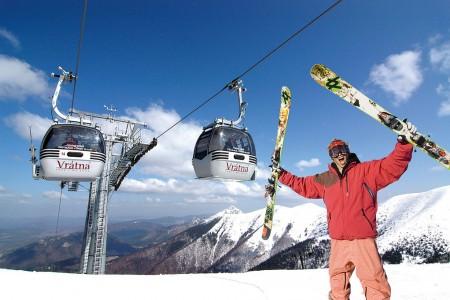 Terchová – Vrátna dolina - skvelá destinácia zimnej dovolenky