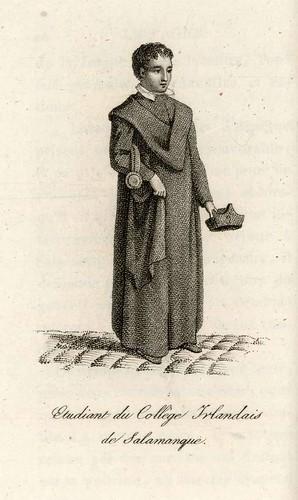 011-L'Espagne et le Portugal, ou Moeurs, usages et costumes des habitans…1815- J.B. Breton