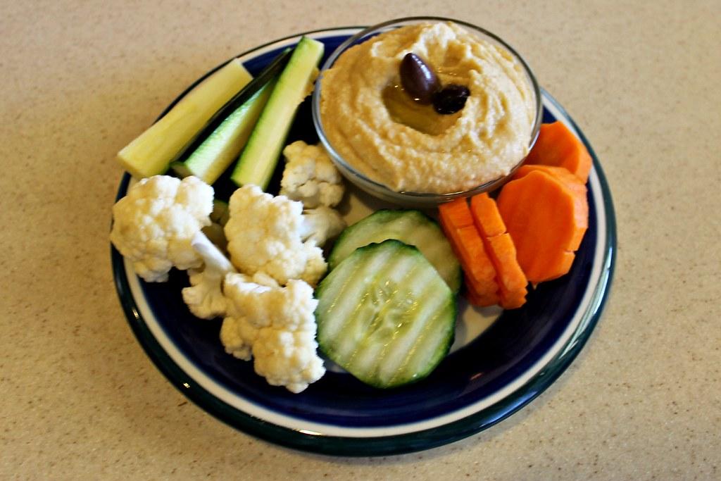 Hummus - Plated
