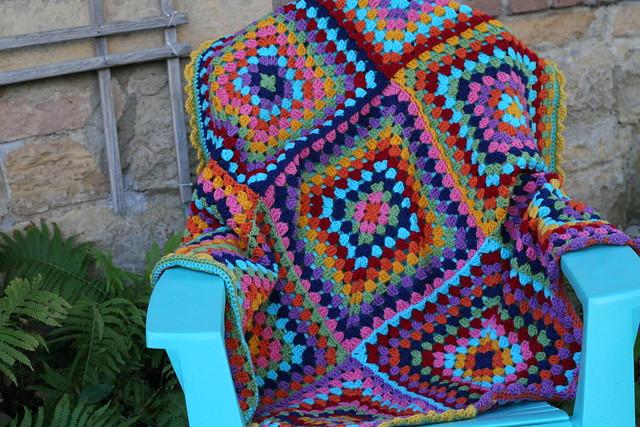 blue chair grannies