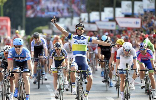 Stage 21. matthews wins