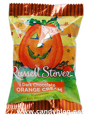 Russell Stover Dark Chocolate Orange Cream