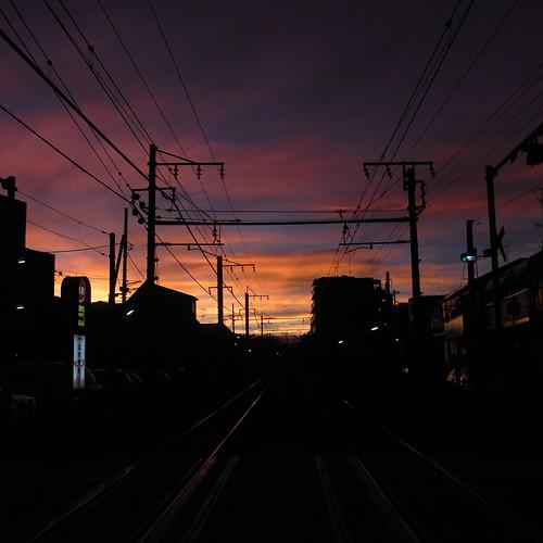 sunset railway r10