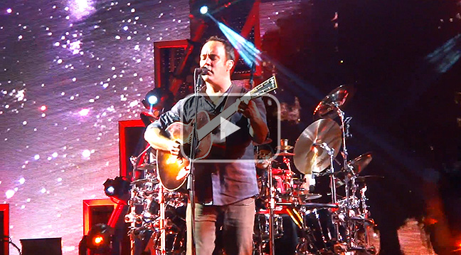 'Mercy' - The Dave Matthews Band, The Gorge 02 September, 2012.