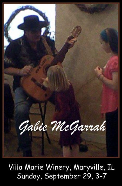 Gabie McGarrah 9-29-13